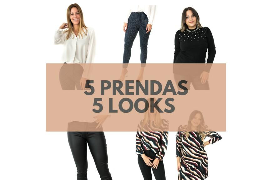 5 prendas básicas y de tendencia para tus looks de este otoño